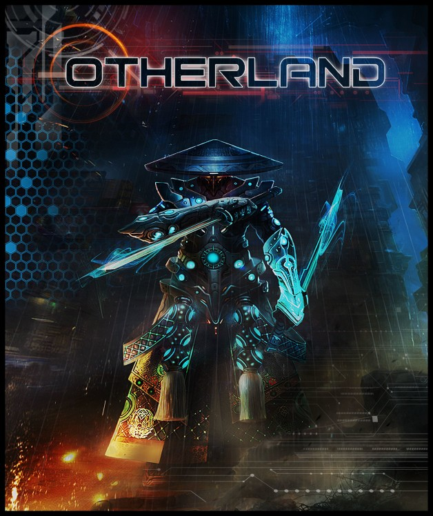 Otherlandspiel, Poster, Tad Williams