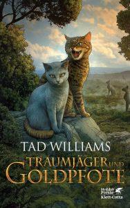 Cover »Traumjäger und Goldpfote«