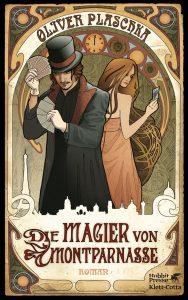Cover »Die Magier von Montparnasse«