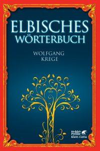 Cover »Elbisches Wörterbuch«