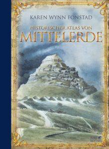 Cover »Historischer Atlas von Mittelerde«