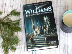 »Der Drachenbeinthron« von Tad Williams