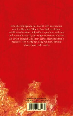 Der Herr Der Ringe Einbandige Ausgabe Hobbit Presse Blog