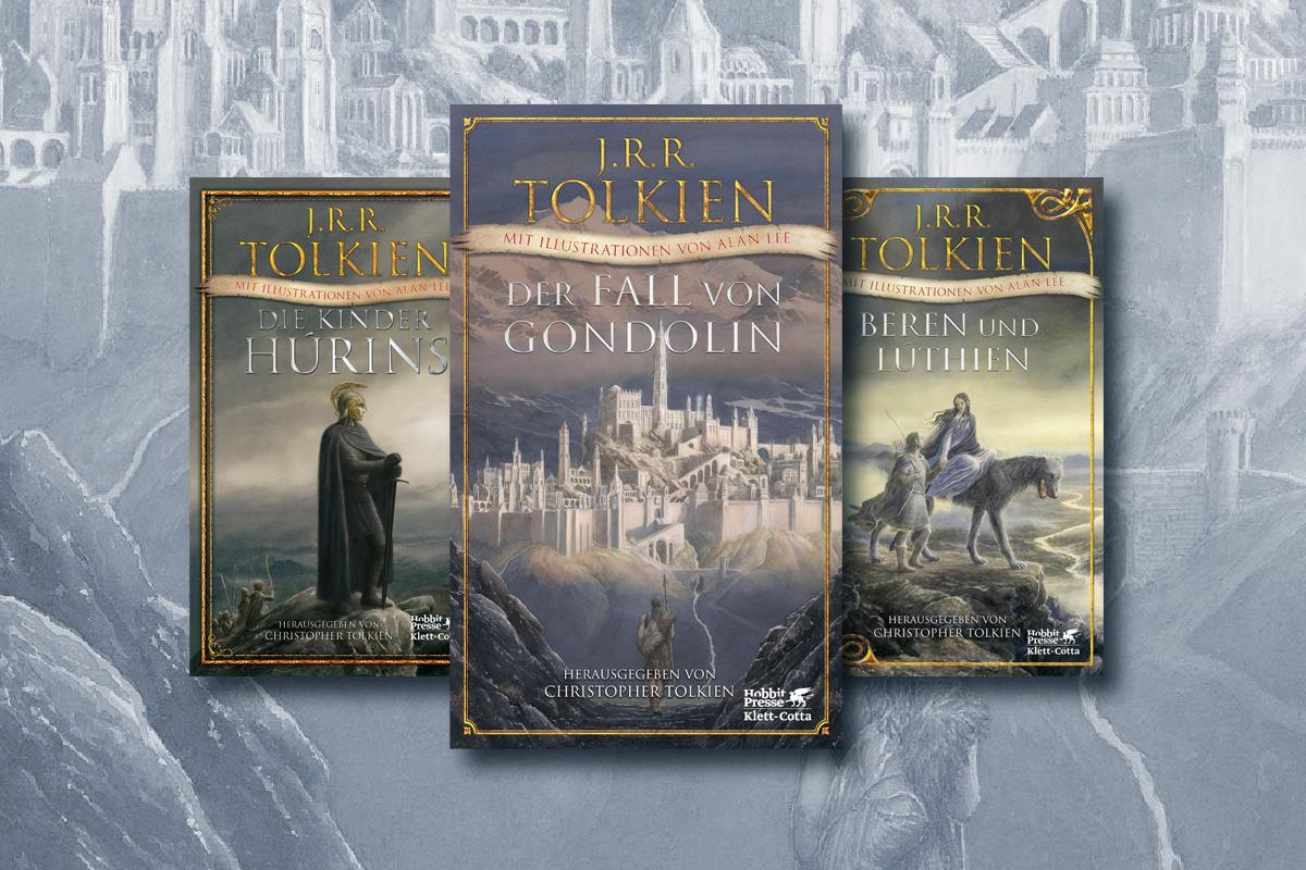 """Der neue Tolkien """"Der Fall von Gondolin"""" – Endlich da!"""