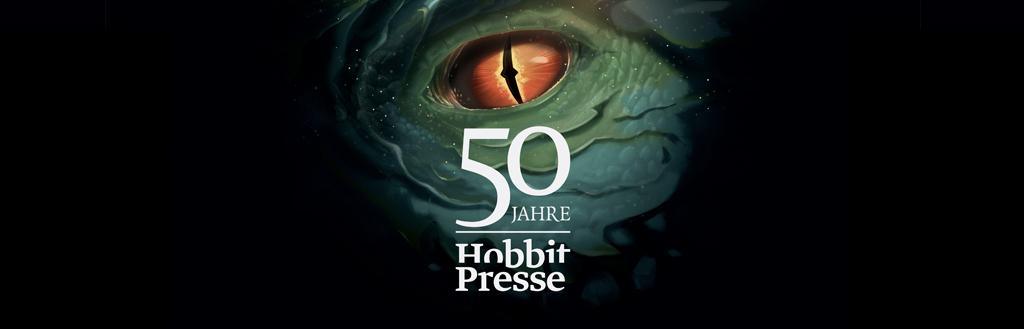 Große E-Book-Preisaktion zum 50 Jahre Hobbit Presse-Jubiläum
