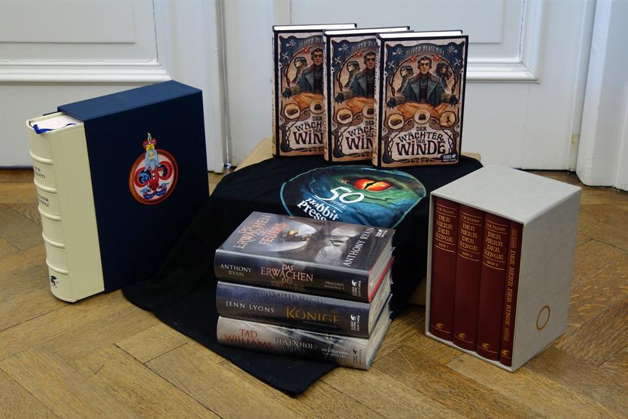 Die Gewinner des TolkienTimes-Gewinnspiels 2019 stehen fest!