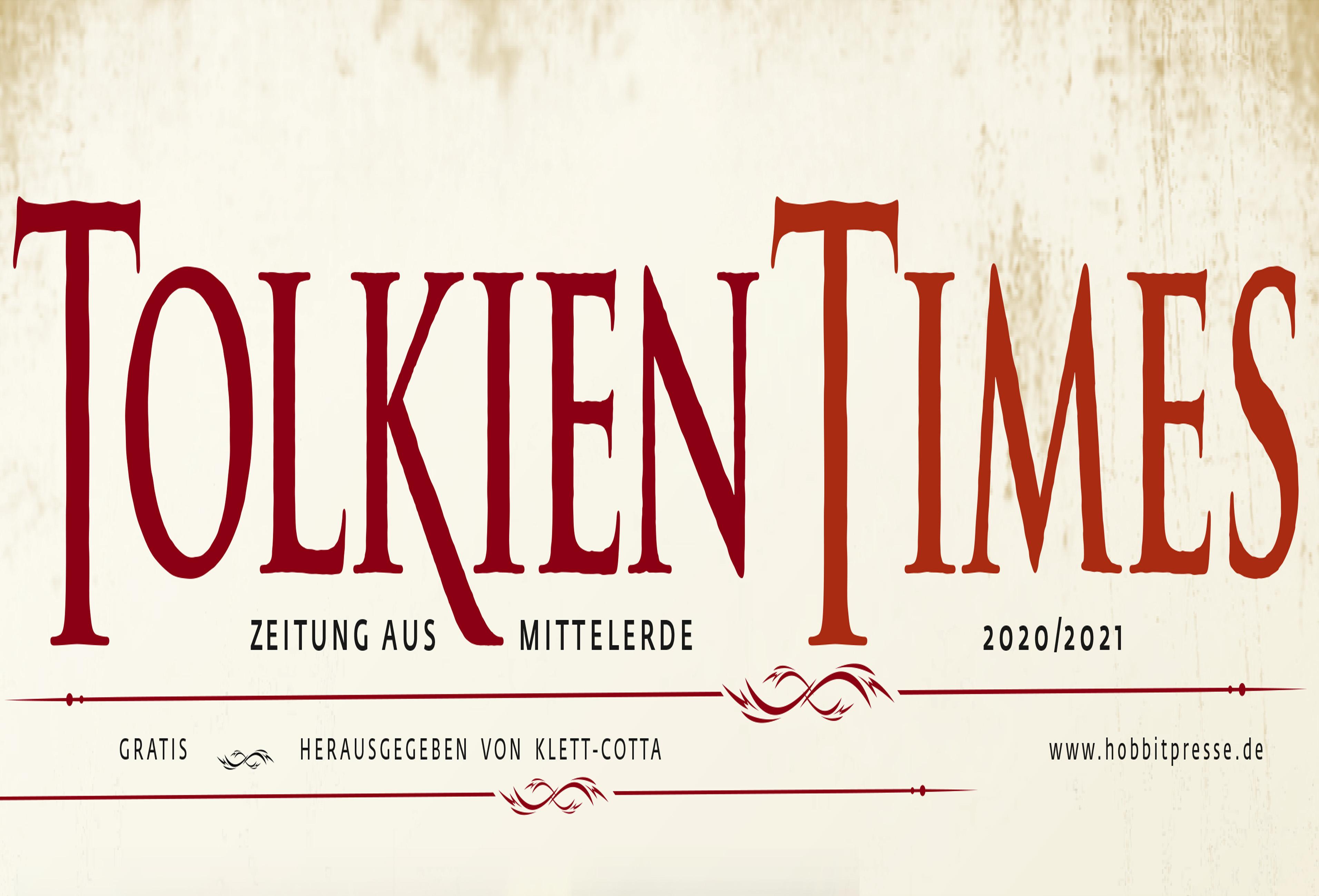 Die neue TolkienTimes ist da!