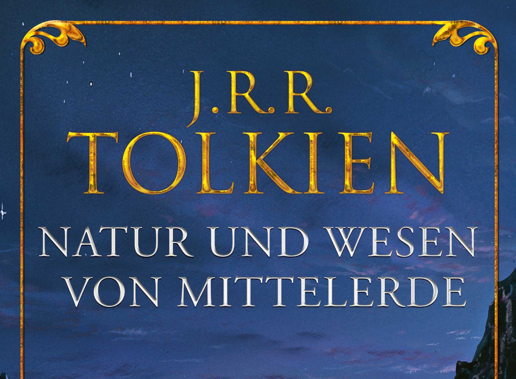 Tolkien der Weltenbauer oder warum Aragorn keinen Bart hat